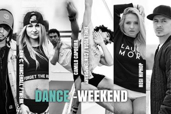 DANCE – weekend 16. & 17. September 2017