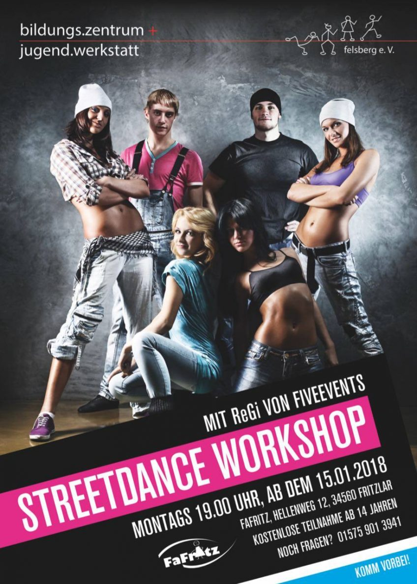 Streetdance Workshop